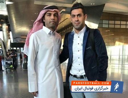 مصاحبه جذاب و اختصاصی با رحیم زهیوی پس از عقد قرارداد با تیم قطری