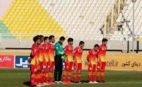 ترکیب فولاد خوزستان برابر پرسپولیس