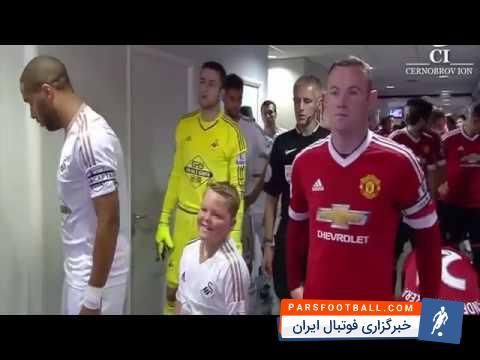 کلیپی جذاب از صحنه های جالب فوتبال در سال 2016 ؛ پارس فوتبال