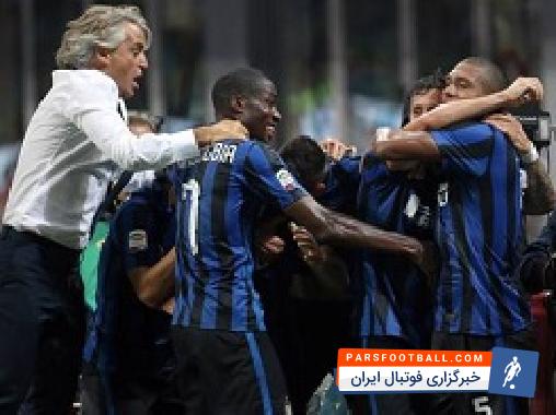 نتیجه دیدار تیم فوتبال اینتر و تیم فوتبال پالرمو در لیگ ایتالیا ؛ پارس فوتبال