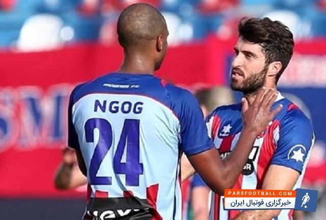آشنایی با تیم جدیدِ کریم انصاری فرد ؛ باشگاه المپیاکوس ، پرافتخارترین باشگاه فوتبال یونان