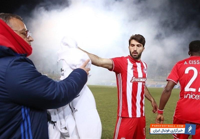 کریم انصاری فرد روی جلد روزنامههای معروف آتن | خبرگزاری فوتبال ایران