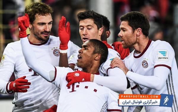 فیلم ؛ خلاصه بازی و گل های فرایبورگ مقابل بایرن مونیخ ؛ پارس فوتبال