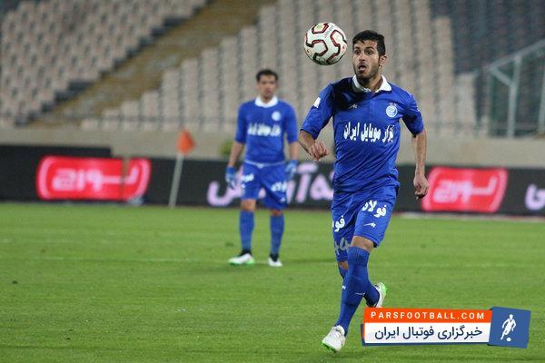 بهنام برزای در مظان اتهام دوپینگی بودن قرار گرفت | خبرگزاری پارس فوتبال