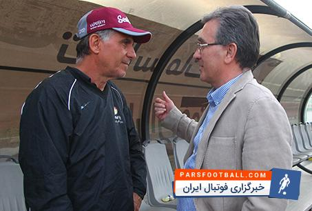 آیا برانکو سرمربی پرسپولیس به دنیال رهبری تیم ملی ایران است ؟! ؛ پارس فوتبال
