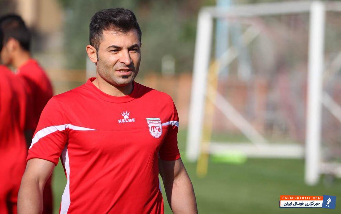 محمد ابراهیمی 2 امتیاز را از قلعه نویی گرفت | اولین خبرگزاری فوتبال ایران