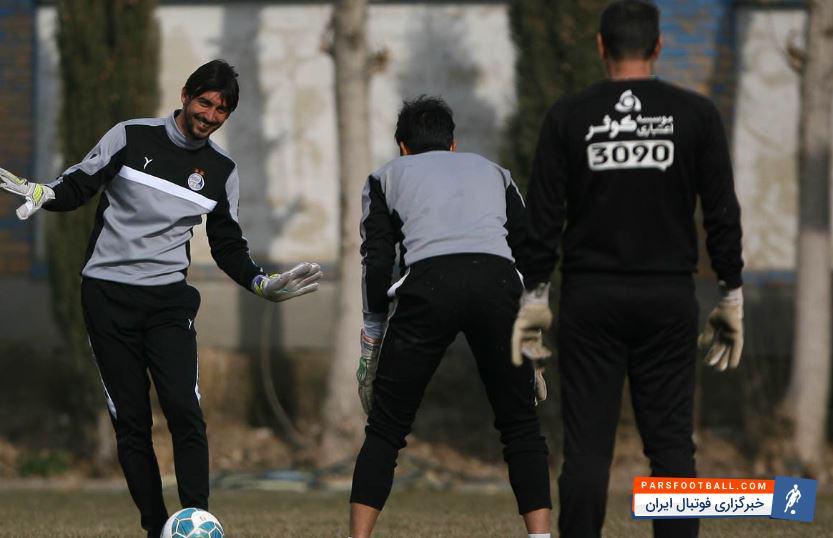 رقص هیپ هاپ بازیکنان استقلال در تمرینات ! / عکس