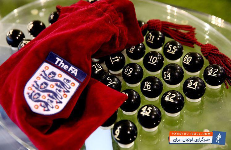 جام حذفی انگلیس ؛ قرعهی آسان آرسنال و منچستر یونایتد | اولین خبرگزاری فوابال ایران