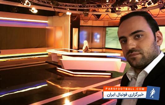 حامد غفاری مجری اخبار ورزشی دچار سانحه شد ؛ اتفاق عجیب برای مجری محبوب اخبار ورزشی