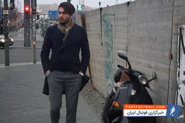 خداحافظی عجیب علیرضا حقیقی دروازه بان سابق تیم ملی از فوتبال ؛ پارس فوتبال