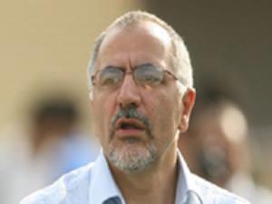 اصغر حاجیلو سرپرست تیم سایپا باخت تیم خود را به گردن داور انداخت ؛ پارس فوتبال
