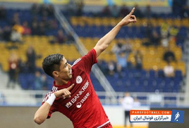 حسین طیبی قراردادش را با باشگاه مس سونگون ثبت کرد ؛ خبرگزاری فوتبال ایران