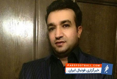 حمایت پیام شهاب جهانیان رئیس هیات مدیره باشگاه استقلال از علی دایی سرمربی نفت
