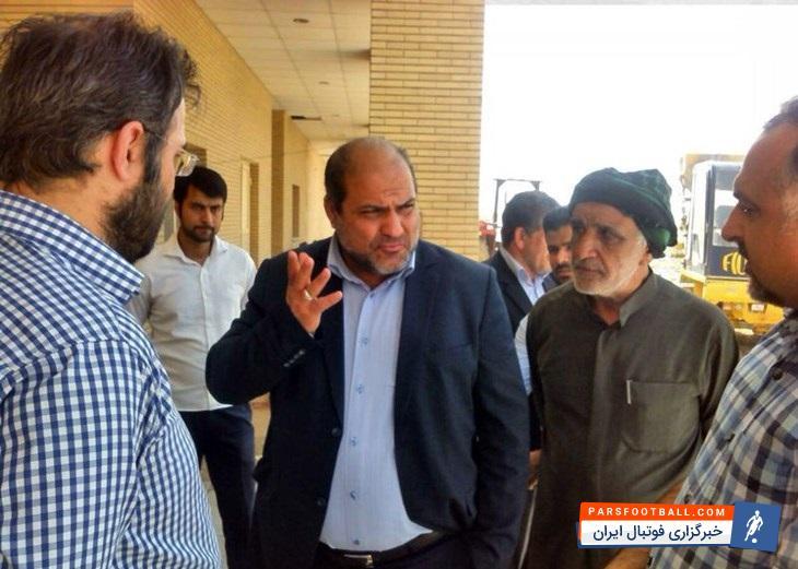 جلیل مختار: حسن هوری باید عزل گردد | خبرگزاری فوتبال ایران