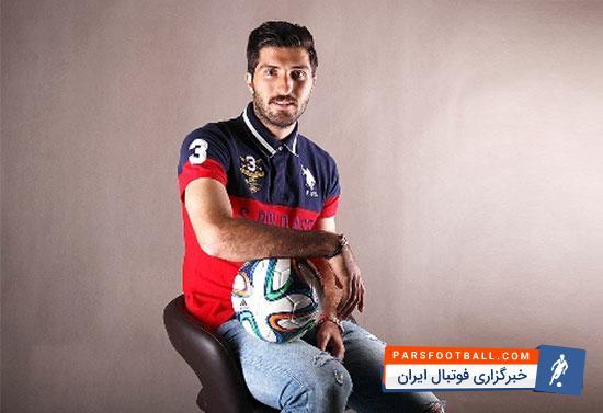اولین گل کریم انصاری فرد ، مهاجم ایرانی المپیاکوس در اولین بازی ؛ پارس فوتبال