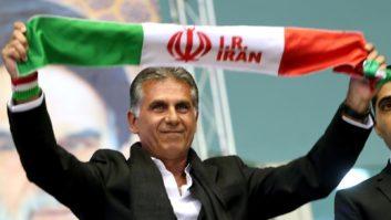 تمرینات تیم ملی فوتبال ایران - کارلوس کی روش