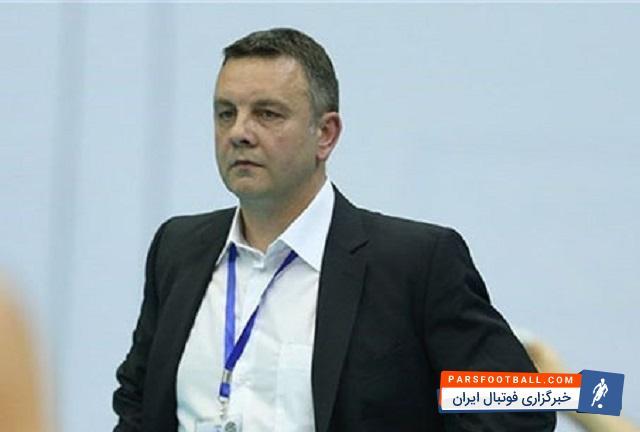 ايگوركلاكوويچ به فدراسیون والیبال ایران «بله» را گفت