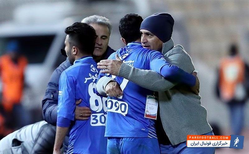 پیروزی پرگل استقلال در مقابل صنعت نفت آبادان | خبرگزاری فوتبال ایران