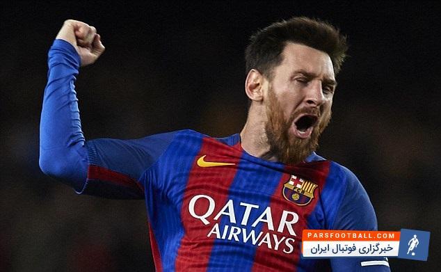 مسی رکورد خودش را میشکند | اولین خبرگزاری فوتبال ایران