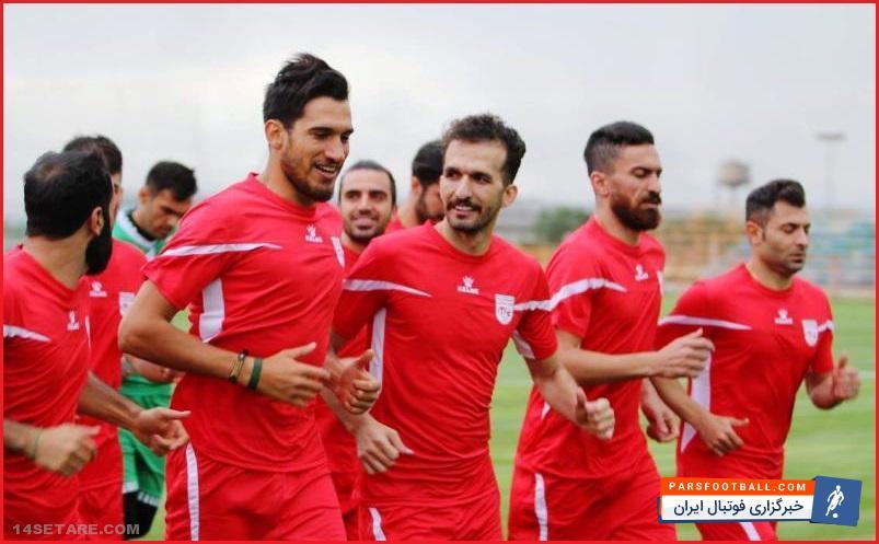 محمد نادری ؛ توافق محمد نادری با باشگاه تراکتورسازی ؛ توافق یک بازیکن جدید با قرمزها