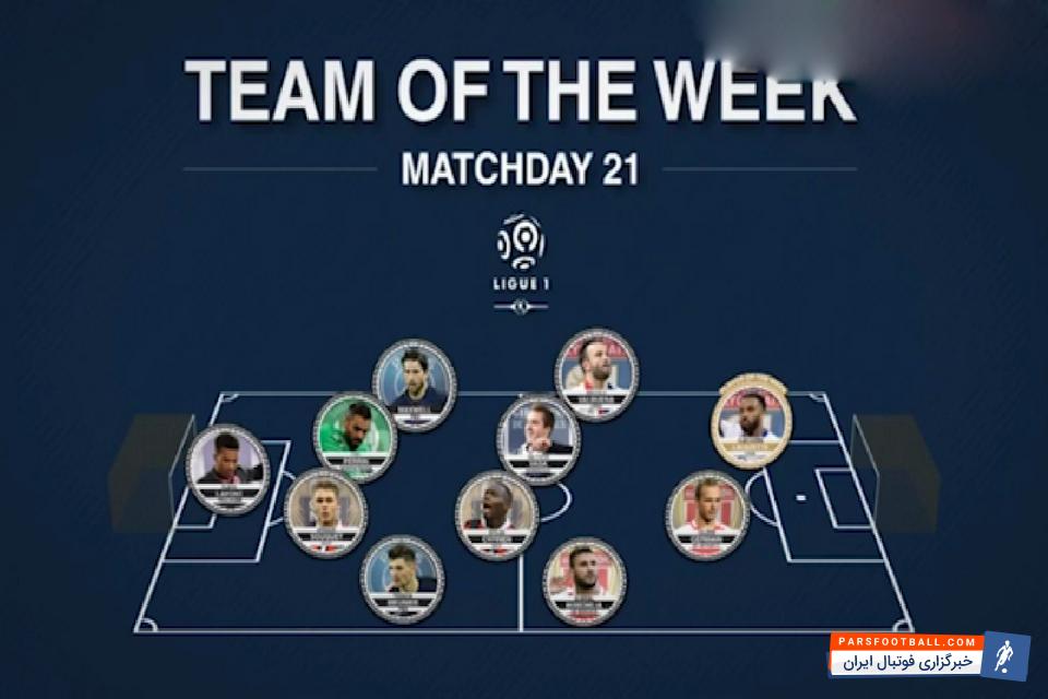 لوشامپیونه کلیپ جالب از تیم منتخب برترین بازیکنان فوتبال فرانسه ؛ دانلود رایگان