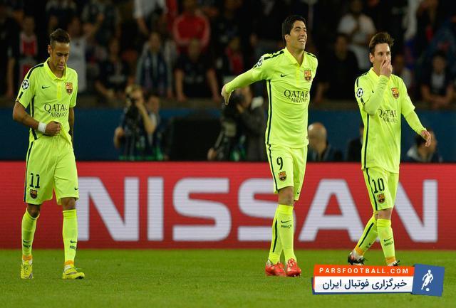 روزهای درخشان MSN؛ ثبت 300 گل برای بارسلونا