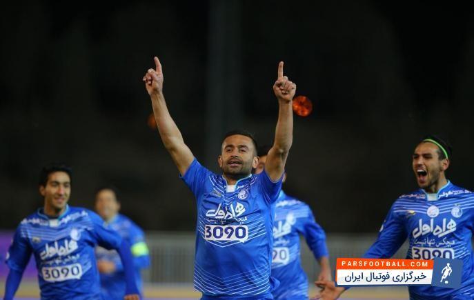 پیشنهاد وسوسه کننده باشگاه هنگ فنگ چین به امید ابراهیمی ستاره تیم استقلال