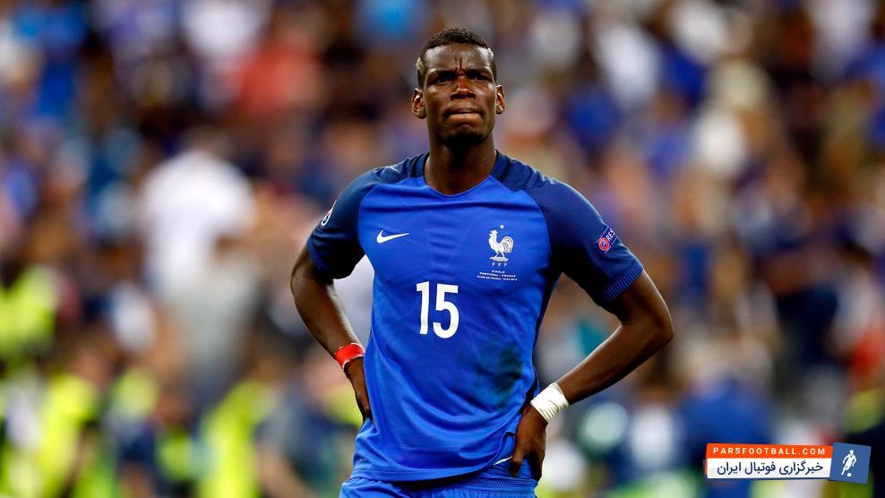 کلیپی از دو پاس گل استثنایی از پل پوگبا ، هافبک بازی ساز تیم ملی فوتبال فرانسه