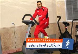 محسن ربیع خواه درپی فسخ قرارداد با باشگاه   خبرگزاری پارس فوتبال