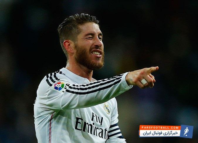جلوه ای از تفریحات سرخیو راموس ستاره تیم فوتبال رئال مادرید ؛ پارس فوتبال