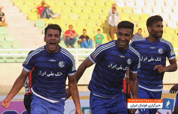 پیمان شیرزادی : یک امتیاز کمک کرد تا صدرنشین بمانیم | خبرگزاری پارس فوتبال