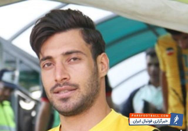 مسعود تابش : خلیل زاده تا پایان فصل با ما قرارداد دارد