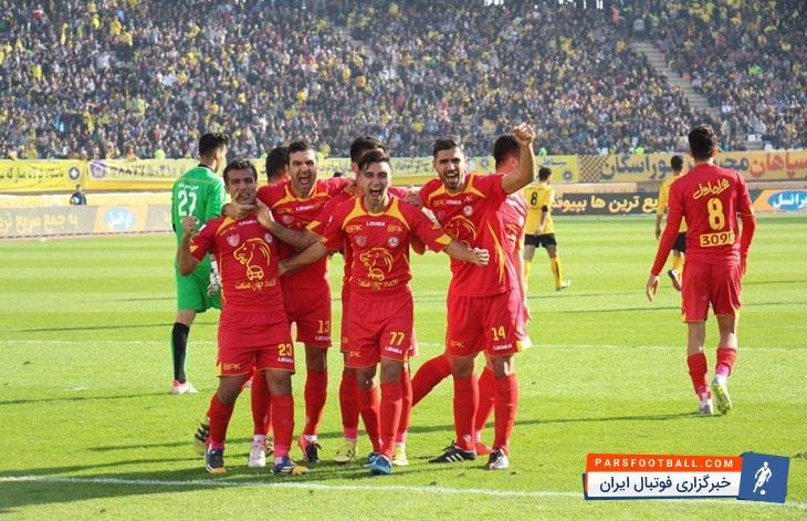 تراکتورسازی چگونه از صدرجدول دور شد؟   خبرگزاری فوتبال ایران