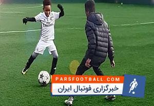 حرکات تکنیکی برتر فوتبال جهان اولین خبر گزاری فوتبال ایران