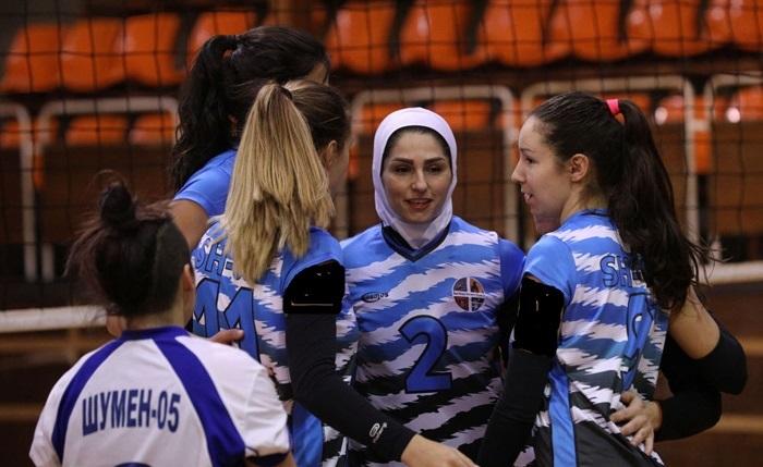 والیبال بانوان و دختران لژیونر ایران در بلغارستان | اولین خبرگزاری فوتبال ایران