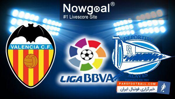 خلاصه بازی آلاوز 2-1 والنسیا لالیگا اسپانیا اولین خبر گزاری فوتبال ایران