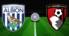 خلاصه بازی وست برومویچ 2-۱ بورنموث