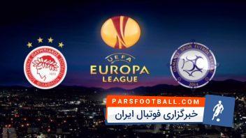 خلاصه بازی عثمانلی اسپور 0-3 المپیاکوس با درخشش کریم انصاریفرد