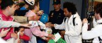 حضور کاروان رئال مادرید در والنسیا