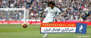 مارسلو برترین مدافع با بیشترین پاس گل در لالیگا