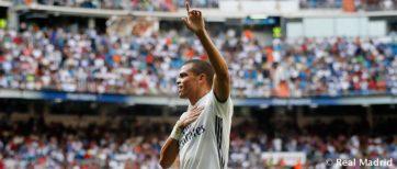 کلیپ رسمی باشگاه رئال مادرید به مناسبت تولد 34 سالگی په په