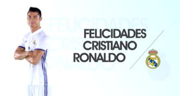 کریستیانو رونالدو