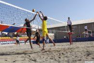تور جهانی والیبال ساحلی