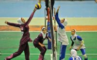 والیبال دختران