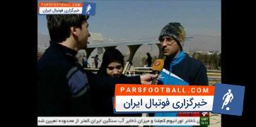 یاسر اشراقی خبرنگار صدا و سیما