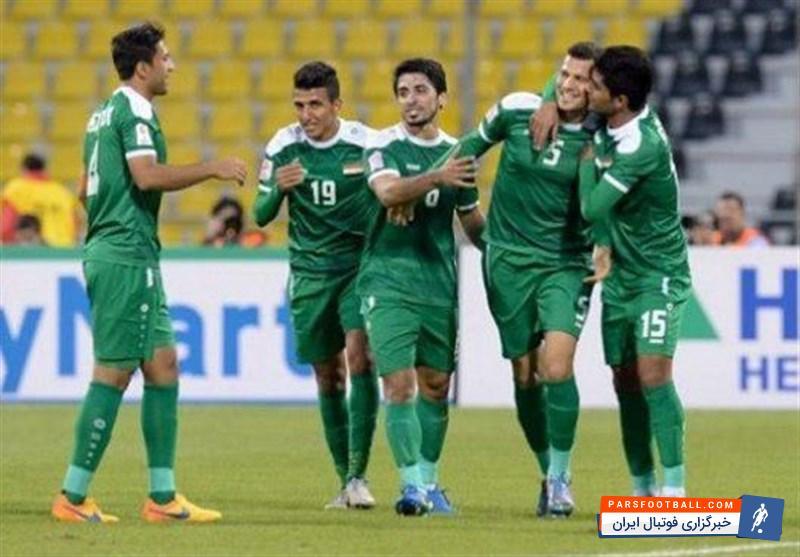 دیدار تدارکاتی تیم ملی عراق با لبنان در بیروت برگزار می شود