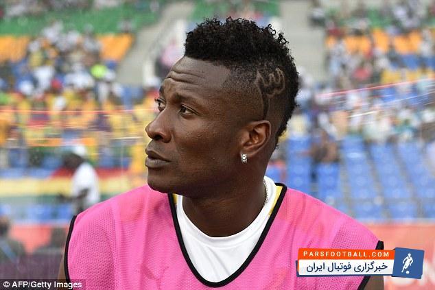 آساموا ژیان توسط فدراسیون فوتبال امارات به آرایشی غیراخلاقی متهم شده است