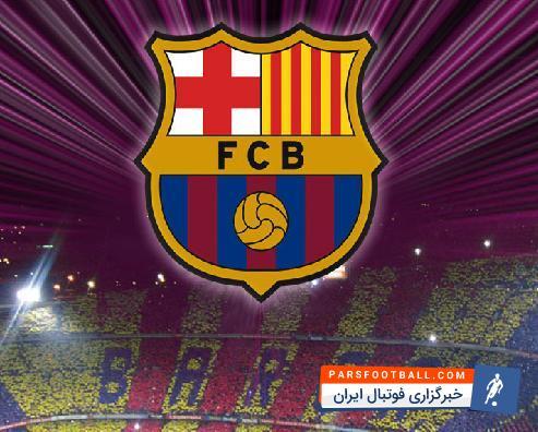 تصویری از درو کردن پیکه مدافع بارسلونا در بازی برابر تیم بیلبائو ؛ پارس فوتبال