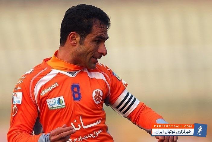 ابراهیم صادقی: اشکهای رضا عنایتی خیلی تلخ بود | خبرگزاری فوتبال ایران