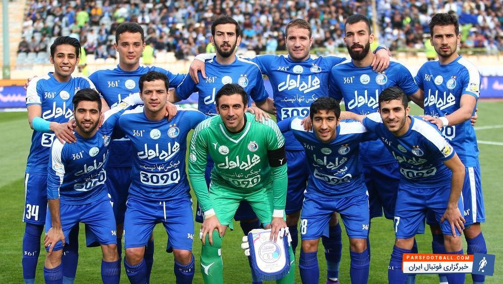 استقلال تهران و شکست ذوب آهن در فولادشهر | اولین خبرگزاری فوتبال ایران